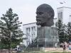 Самая большая голова Ленина